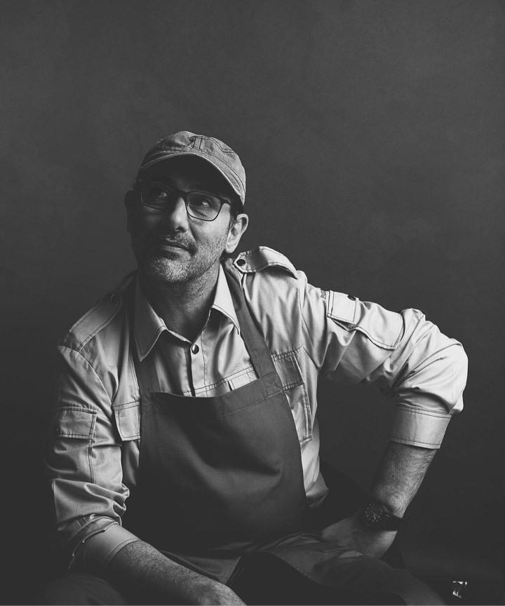 Portrait Paul Pairet